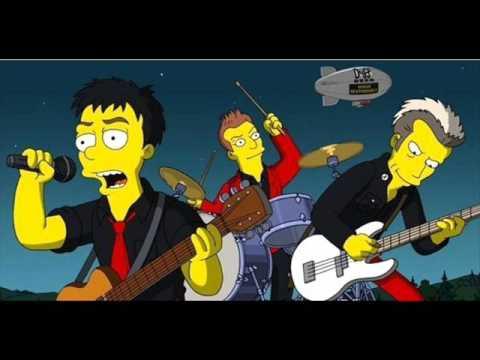 Green Day , Little Boy Named Train Instrumental ... ( Virtually )