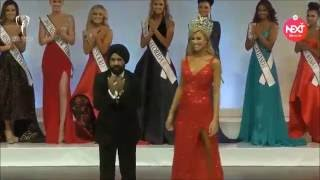 2016 Miss Earth United States Mac Duggal Runway Top 20