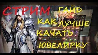 Rings of Anarchy КАК ЛУЧШЕ КАЧАТЬ ЮВЕЛИРКУ!