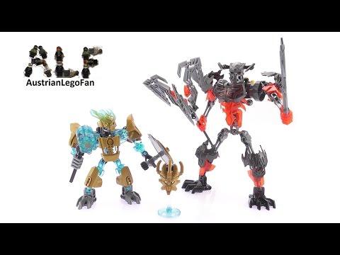 Vidéo LEGO Bionicle 70795 : Le Créateur de masque contre le Crâne broyeur