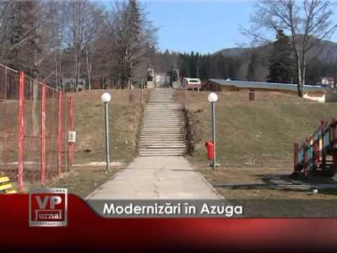 Modernizări în Azuga