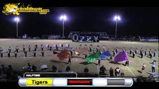 Prairie Grove (31) vs Pea Ridge (0) 2012