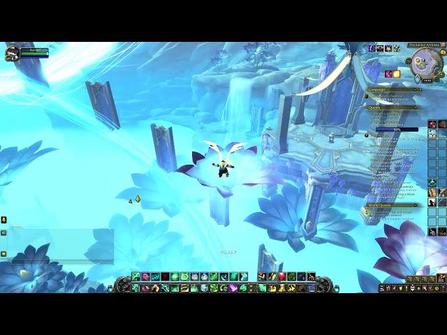 Ryzen 4800U - Bastion world quest example