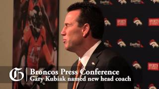 Meet the new Broncos head coach