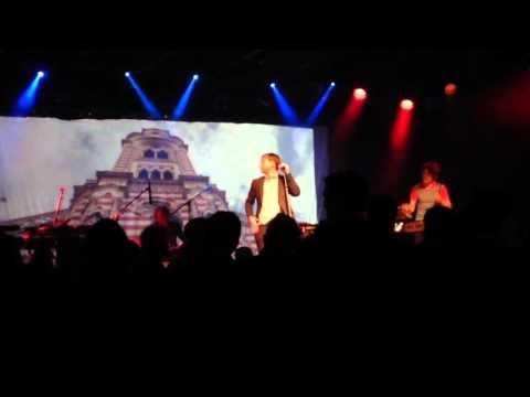 Pillar Point - Dove (LIVE 2016) (видео)