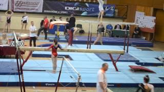 Zsófia Kovács (HUN) BB - Hungary Meet 2014