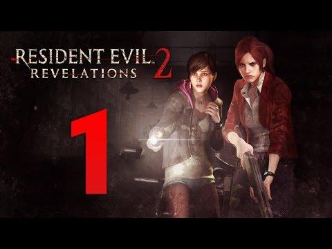 Прохождение Resident Evil Revelations 2 [Эпизод 1] — Часть 1: В Исправительной Колонии