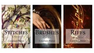 Courtney Pierce Author Interview
