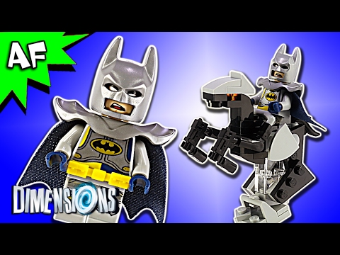 Vidéo LEGO Dimensions 71344 : Pack Héros Excalibur Batman