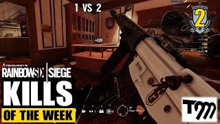 Rainbow Six Siege - TOP 10 KILLS OF THE WEEK 2018 #2