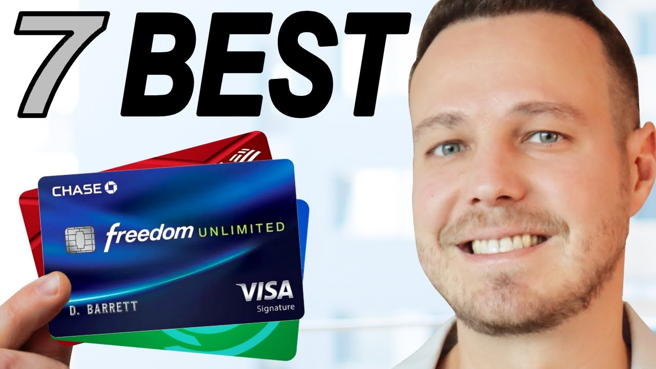 7 Finest Credit Cards for Beginners with BENEFITS (2021)