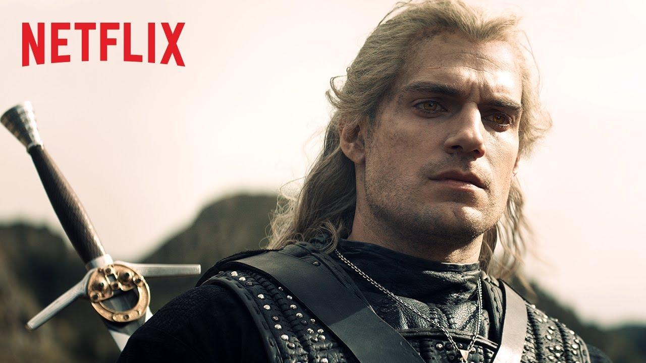 The Witcher ganha primeiro trailer épico e data de lançamento