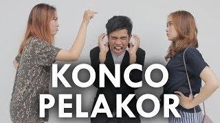 Gambar cover Parody Nella Kharisma - Konco Mesra (Versi Pelakor)