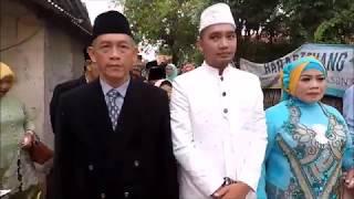 Pernikahan Abu Rijal Fikri Dan Juwita Sari Di Ciledug Tangerang