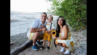 Beach Family Photos ~ Wisconsin Family Photographer