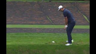 Bouncing Golf Ball  || #WDOS