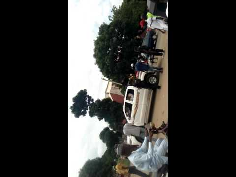 Bauchi State government ask Okada riders to pay some amount of money. Some refused & this happened