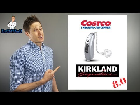 Costco Kirkland Signature 8.0 Hearing Aid Comparison | Hearing Aids – Updated