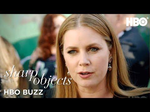 Video trailer för HBO Buzz w/ Amy Adams, Patricia Clarkson & Gillian Flynn   Sharp Objects