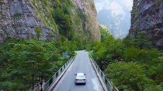 Абхазия. Автопутешествие. Abkhazia road trip.