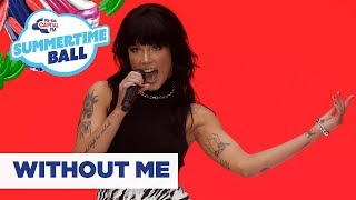 Halsey – 'without Me Live At Capitals Summertime Ball 2019