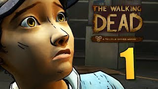The Walking Dead: Season Two Ep. 3 - Серия 1