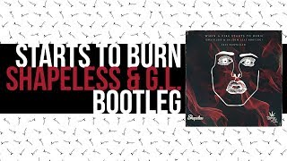 Disclosure - When A Fire Starts To Burn (Shapeless & 4FUN)