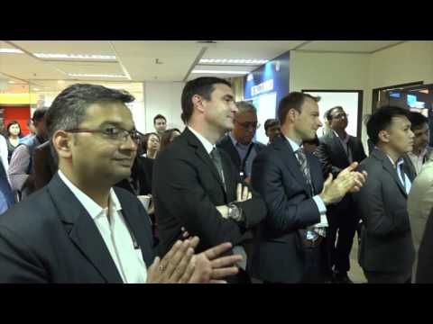 RAMCO SYSTEMS & AIR FRANCE KLM OPEN SINGAPORE AVIATION MRO IT LAB