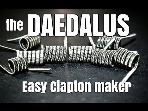 THE DAEDALUS - No easier way to clapton - especially if you're a bit lazy!