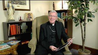 Story Time with Bishop Vetter | Little Hedgehog's Big Day