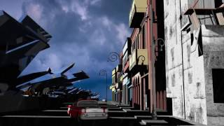 Lebbeus Woods, Havana Malecon Seawall And Walls Of Change