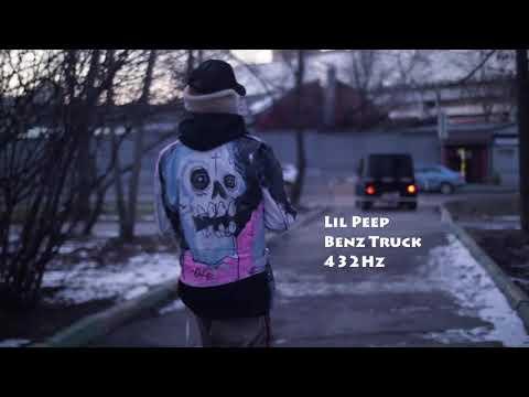 [432Hz] Lil Peep - Benz Truck