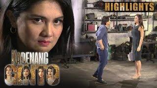 Daniela, nagalit nang makitang magkasama sina Carlos at Romina   Kadenang Ginto (With Eng Subs)