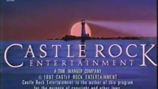 [Logo] Columbia TriStar Television Distribution/Castle Rock Entertainment (1997)