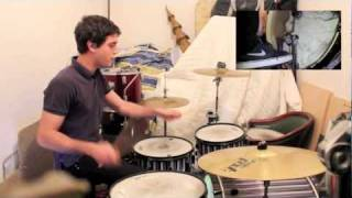 Arctic Monkeys- Evil Twin (drum cover)