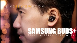 Samsung Galaxy Buds + Truly Wireless Earphones - REVIEW