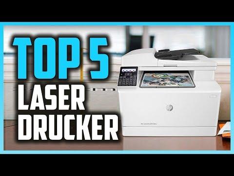 ✅ DIE 5 BESTEN LASERDRUCKER IN 2019 | Welchen Laser Drucker kaufen? (kein Vergleich Test)