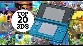 Los 20 mejores juegos de Nintendo 3DS