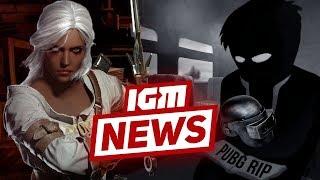 IGM News: закат PUBG и экранизация Beholder