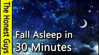 FALL ASLEEP IN UNDER 30 MINUTES. Guided Sleep WIND NATURE SOUNDS. Insomnia