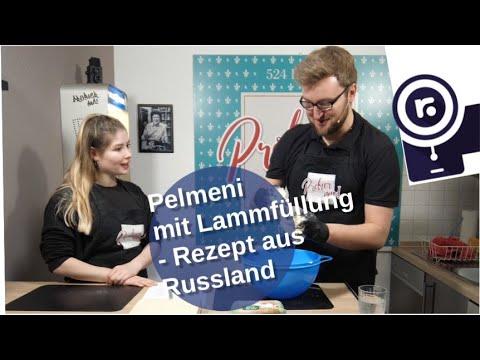 Pelmeni mit Lammfüllung – Rezept aus Russland [Video]