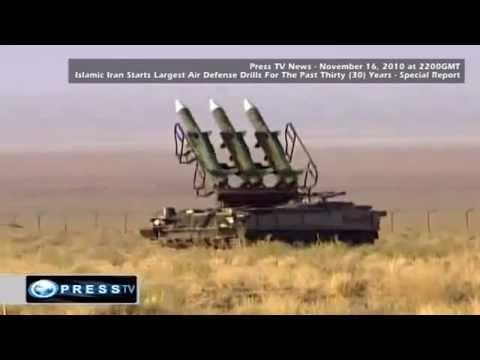 IRAN ARMY AIR DEFENSE AND STEALTH DETECTION RADAR