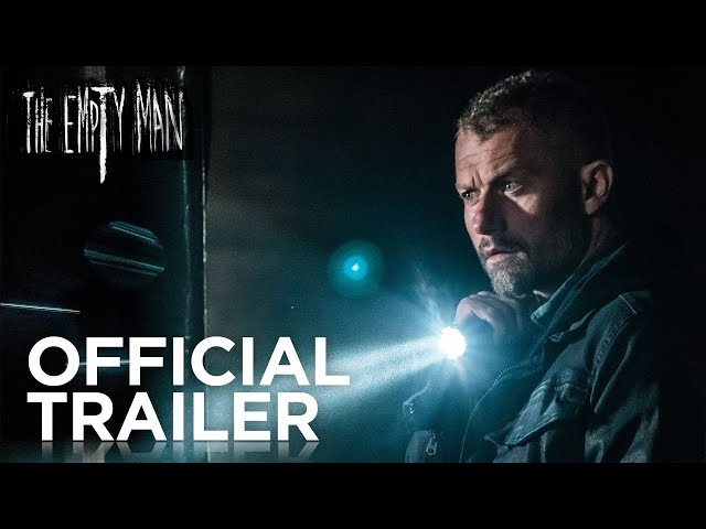 THE EMPTY MAN  Trailer