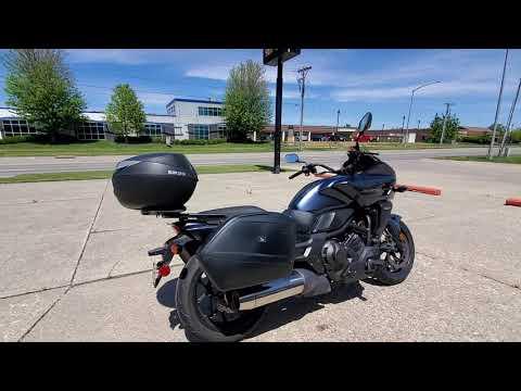 2015 Honda CTX®700 DCT ABS in Ames, Iowa - Video 1