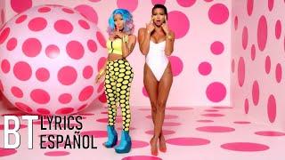Nicki Minaj   The Boys Ft. Cassie (Lyrics + Sub Español) Video Official
