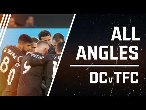 D.C. United vs Toronto F.C. | All Angles