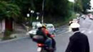preview picture of video 'Alfaromeo 8C Competition (Millemiglia 2008 Riano)'