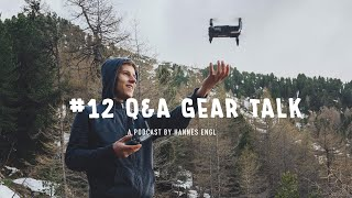 FPV Drone & Filmmaking GEAR TALK - Q&A with Hannes Engl
