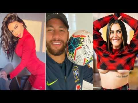 Neymar diz que ficou com MC Mirella e revela se ficaria com Cleo