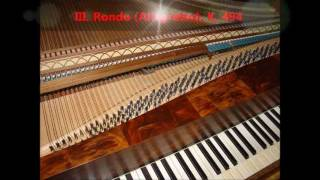 Sonate en Fa Majeur, K. 494: Rondo: Allegretto - Mozart